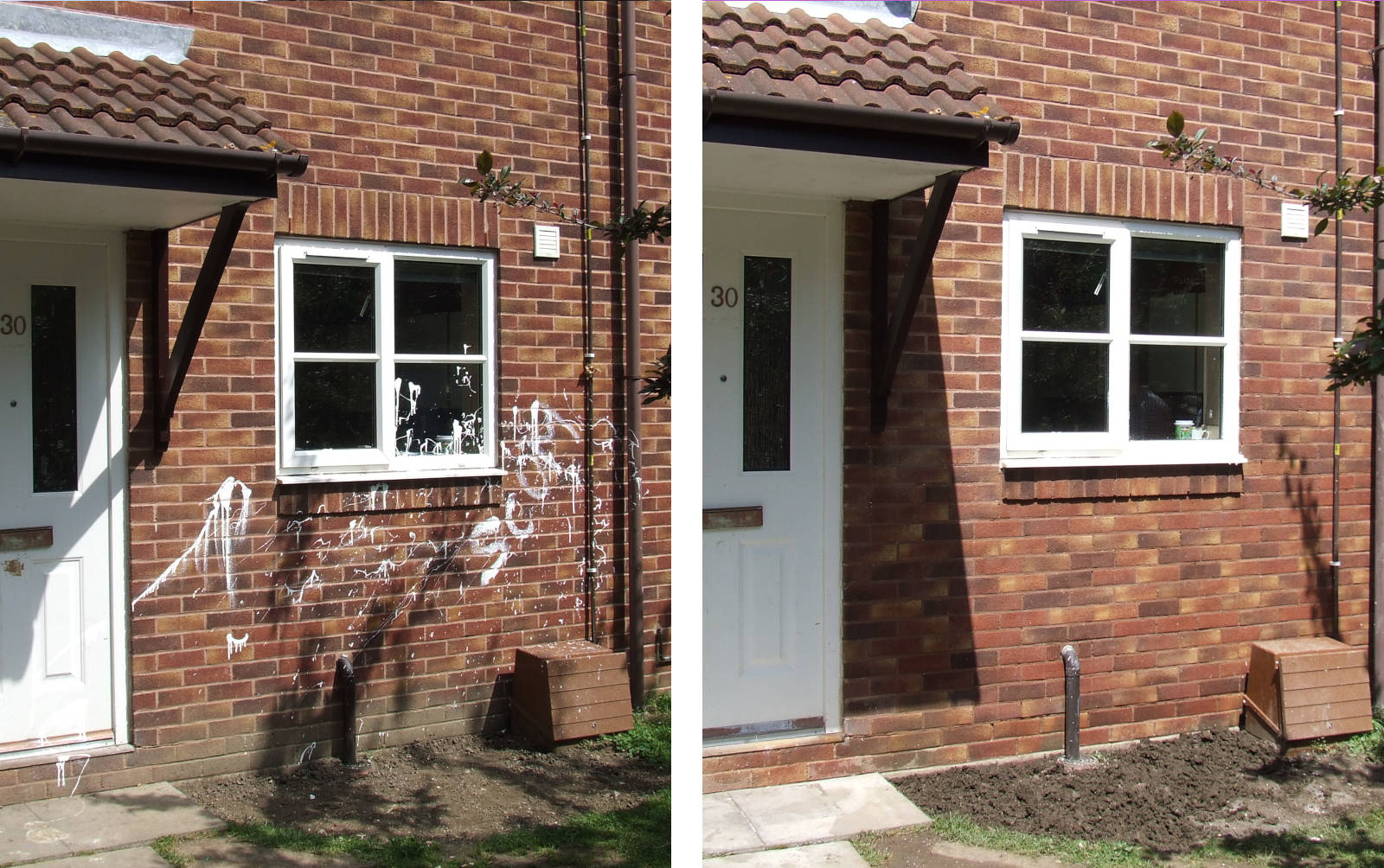 image showing Graffiti is one of the problems that blight all areas