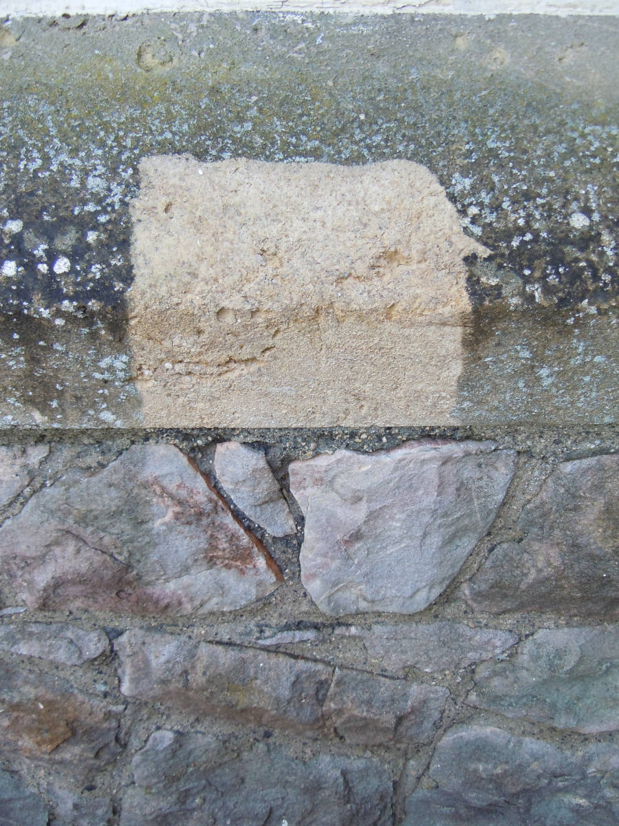 Image of Specialist stonework requires specialist cleaning.